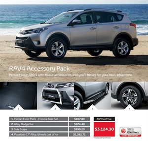 Toyota Rav4 from Sydney City Toyota