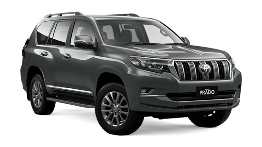 Landcruiser horizon