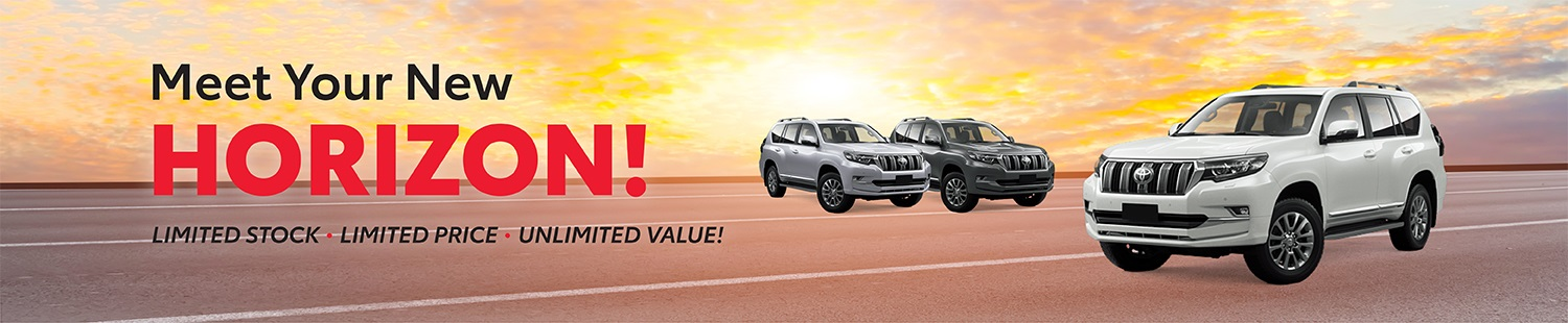 Landcruiser & Prado Shock Value