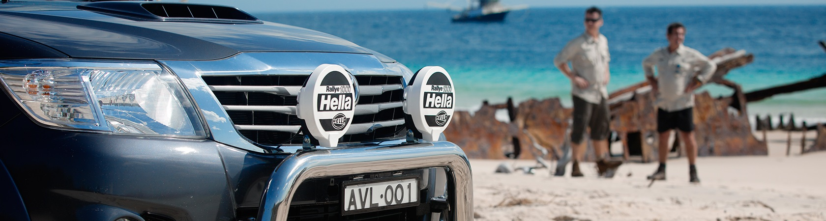 Toyota Hilux Genuine Accessories at Sydney City Toyota